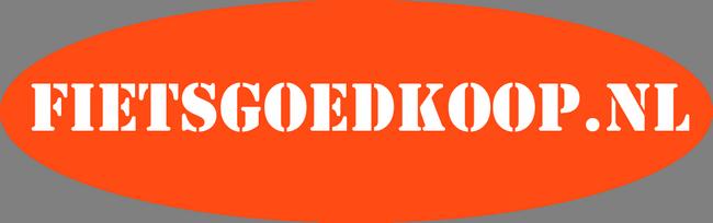 Fietsgoedkoop.nl – goed en goedkoop Logo